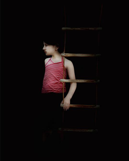2003-2004 / Girl with ladder.jpg: http://www.juliapeirone.com/Photography/2003-2004/pages/Girl%20with%20ladder_jpg.htm
